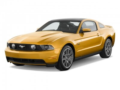 Ford Mustang GT Coupe (2010): обзор