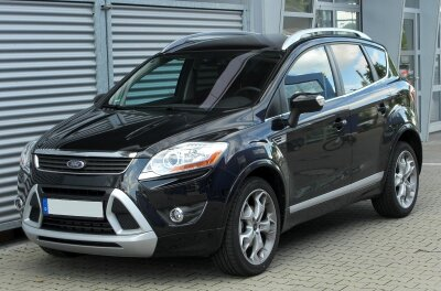 Ford Kuga 2.5 Turbo AWD: тест-драйв
